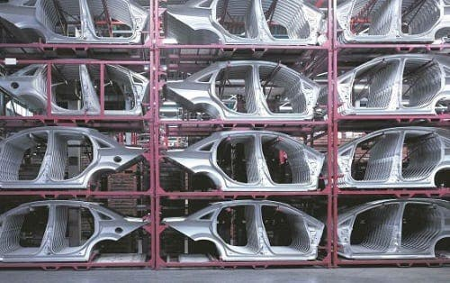 Spanish car industry back in the driving seat