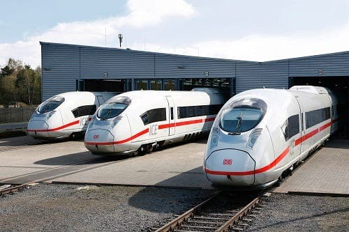 Plea to get Antequera high-speed rail test track back on track