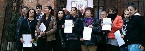 Bishop of Malaga steps into priest protest row
