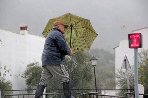 Andalucia battered by Christmas storms