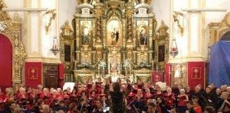 colmus choir orchestra soloists