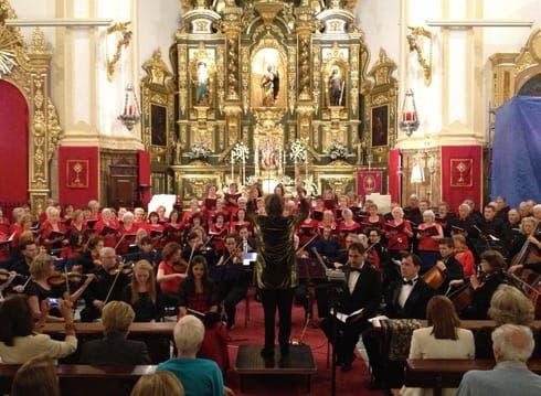 Collegium Musicum Christmas concerts