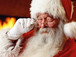 Skyping Santa