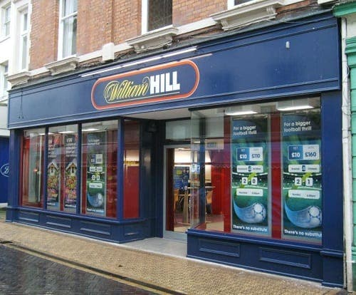 William Hill to remain in Gibraltar