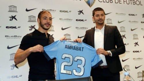 Malaga CF sign Moroccan international Amrabat from Galatasaray