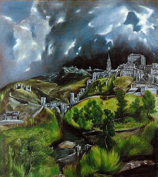Bells to peal for painter El Greco
