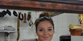 Elena at El Ombligo