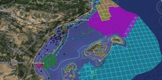 Gulf of Valencia drilling e