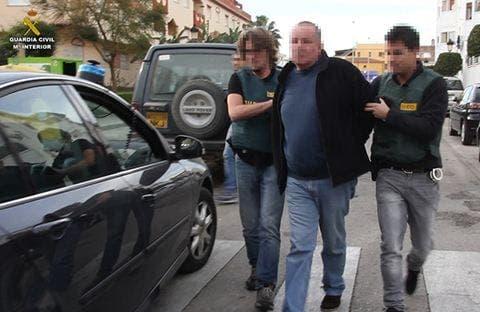 British fugitive detained for drug trafficking and money laundering