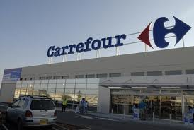 Carrefour in Spanish sales boost