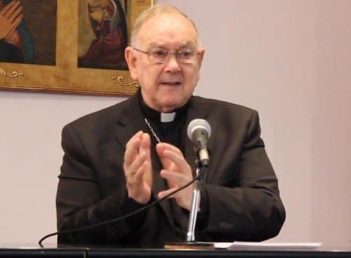 Malaga cardinal: Homosexuality is a curable 'defect'