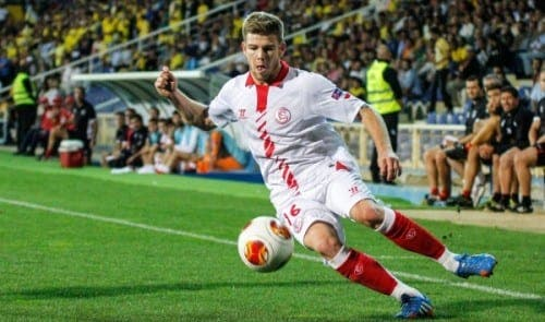 Real Madrid preparing summer move for Sevilla's Alberto Moreno