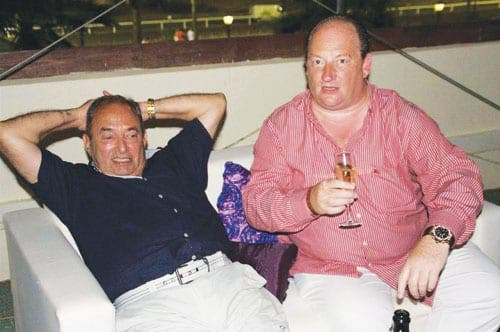 All that glitters is not Nigel Goldman as seasoned British fraudster vanishes over millions of missing money in Spain
