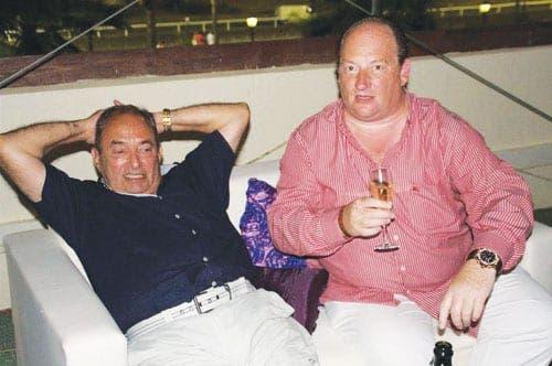 All that glitters is not Nigel Goldman as seasoned British fraudster vanishes over millions of missing money in Spain