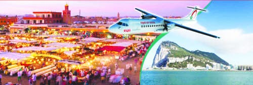 Marrakech calling for new air company in Gibraltar