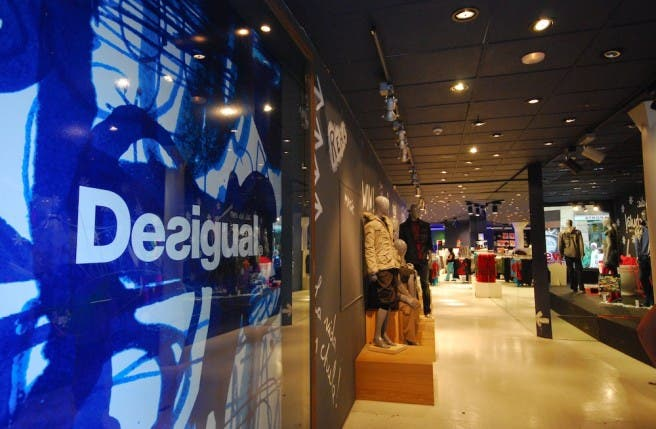 Desigual's design on world domination