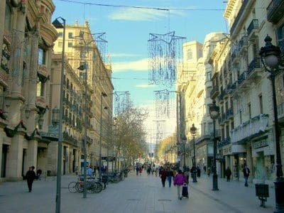 Spain boasts some of world's most expensive streets