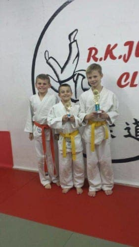 Estepona judo stars on the winners podium again