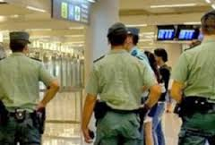 Malaga airport police found guilty of taking bribes
