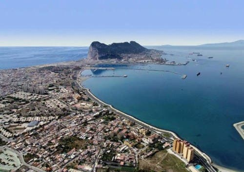 Spanish ambassador summoned to Foreign Office after 'dangerous' incursion by ship into Gibraltar waters