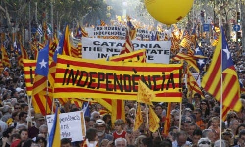 UPDATE: Spain's Constitutional Court bans Sunday's vote in Catalunya