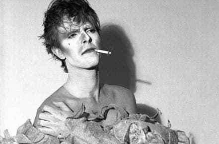 David Bowie exhibition inaugurated in Malaga