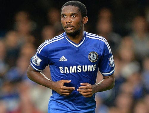 Chelsea striker misses Spanish ham