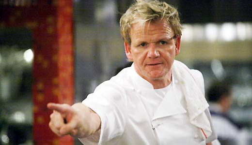 Gordon Ramsay returns to the Costa del Sol for new television series