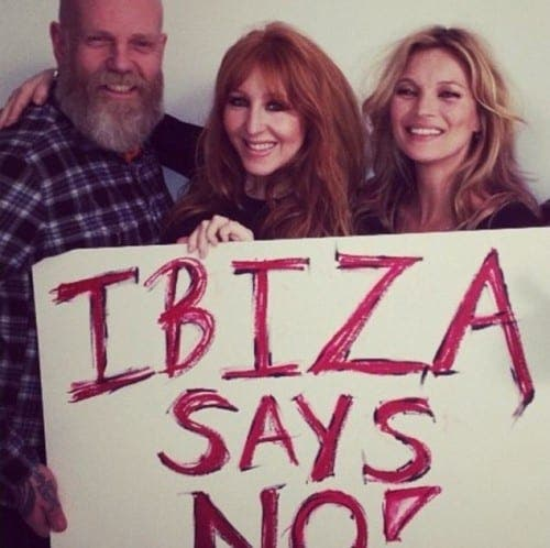 Celebrities say no to oil exploration