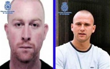 Spanish police on the hunt for British fugitives