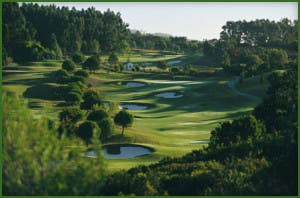 WINNER: Valderrama golf club