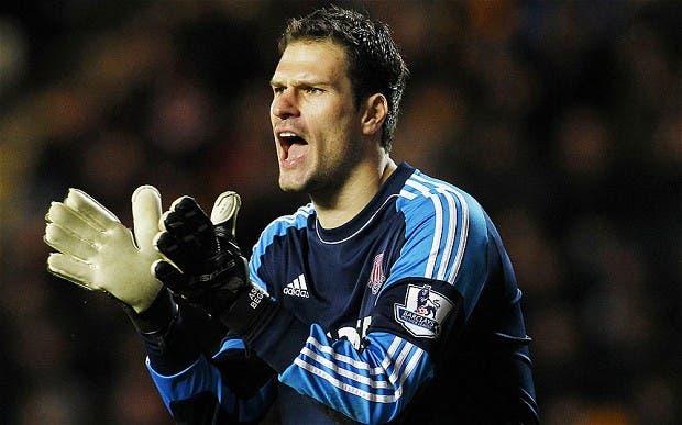 Real Madrid target Stoke City keeper Begovic