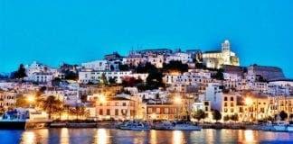 Ibiza Port e