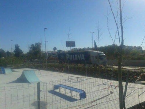 Outrage at skatepark built just metres from deadly A7 Costa del Sol main road