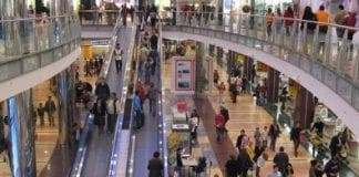 Spanish shopping centres e