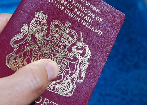 UK passport costs will drop by 35% for expats