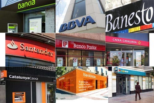 Mystery shoppers set to inspect Spain's banks