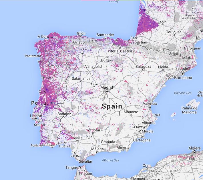 New global map reveals shocking deforestation figures in Spain