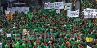 green tide e