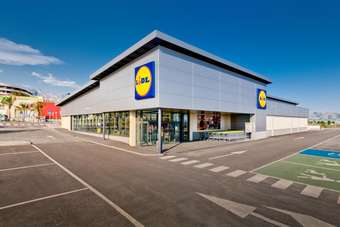 Lidl bets on Spain with €180 million investment