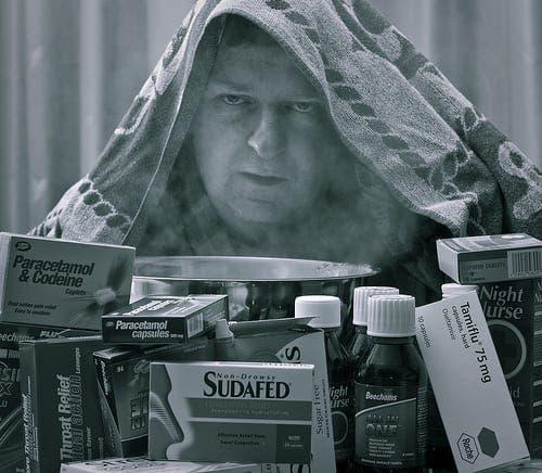 The Man-flu Diaries