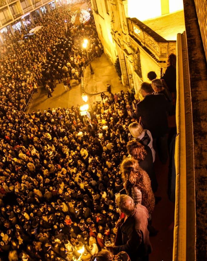 Witness Sevilla's world-famous Semana Santa with Toma Tours