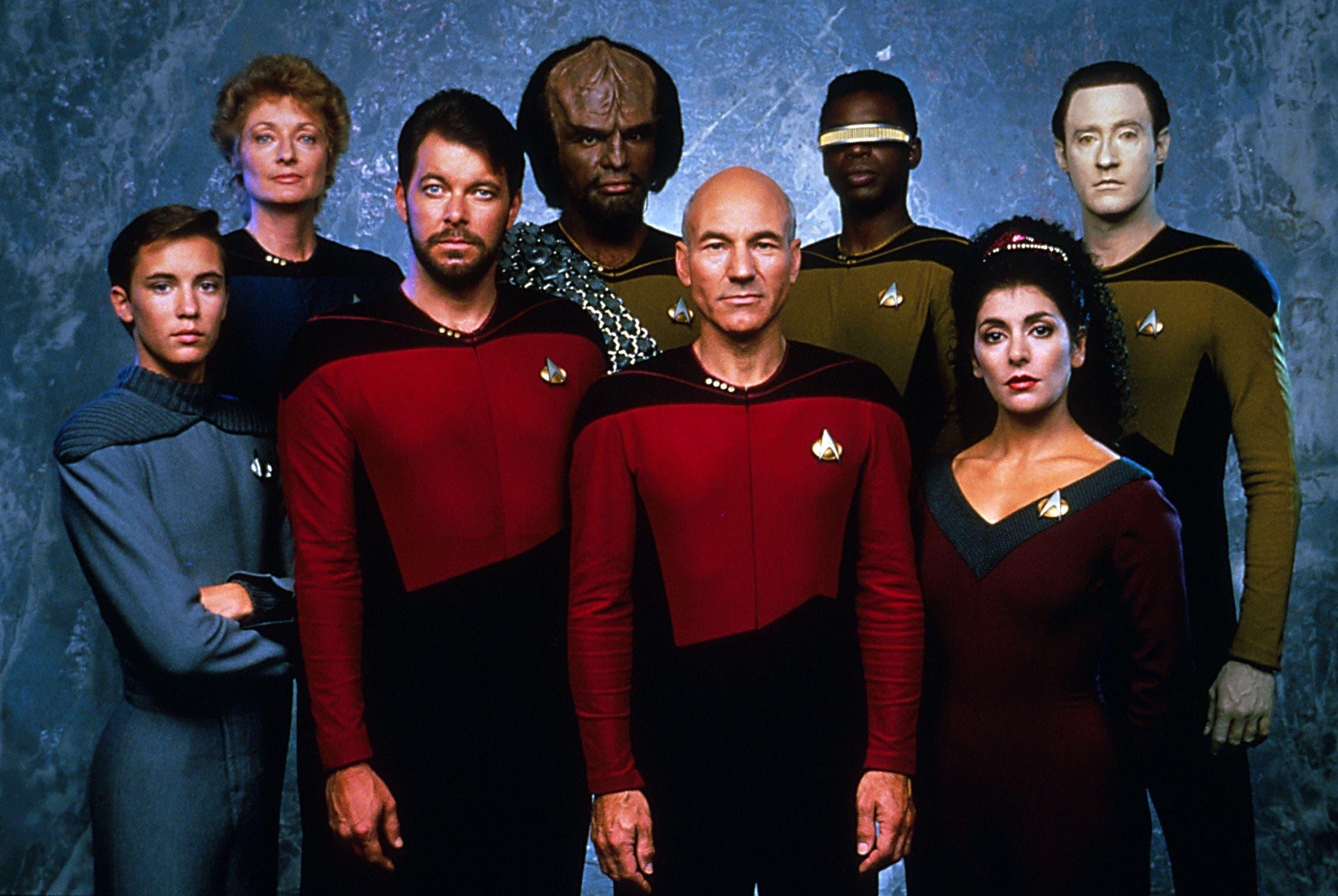 Star Trek theme park thrills in Murcia