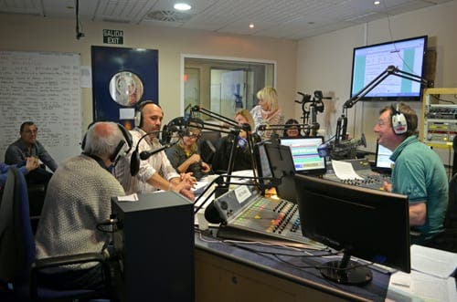 Talk Radio Europe listeners bid for victory in charity telethon