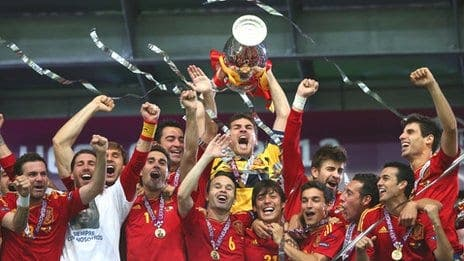 Telephone giant Movistar scoops exclusive rights for Euro 2016 and 2018 World Cup football qualifiers
