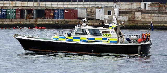 Tug of war between Gibraltar and Spain over smuggler's boat