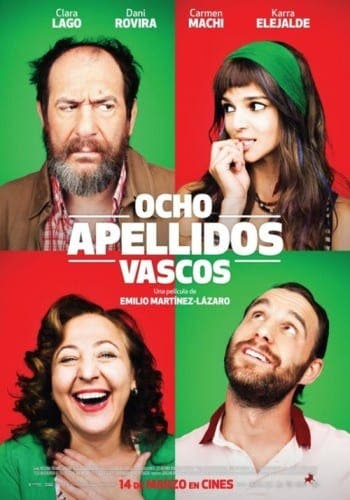 Unlikely Basque rom-com breaks box office record