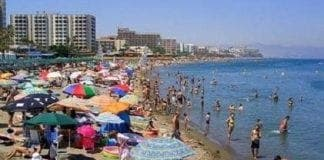 Costa del Sol tourism increase e