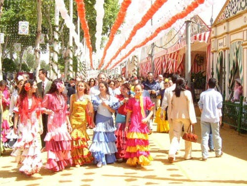 Sevilla gears up for biggest feria in Spain