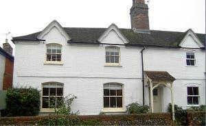 Kintbury cottage